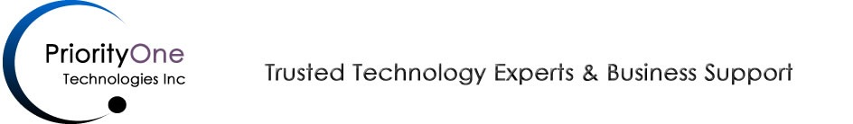 PriorityOne Technologies logo